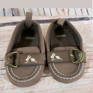 Gymboree Loafers Shoes Infant Baby Boy Size 02